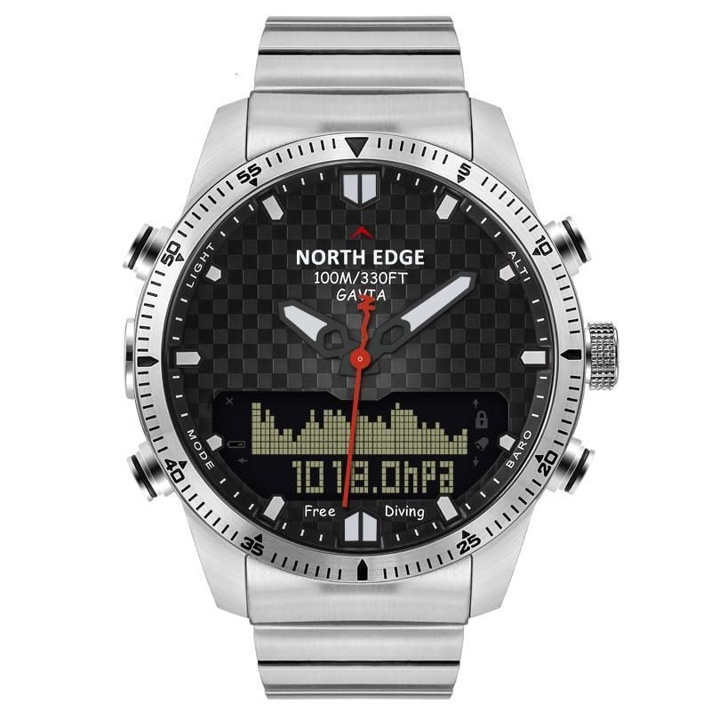 Men's Diving Digital Watches MUSCAT BEST BUY Mens