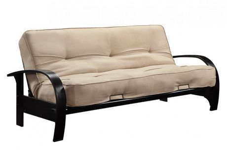 Best Madrid Wood Arm Futon For Sale At Walmart Canada Find 640 x 480