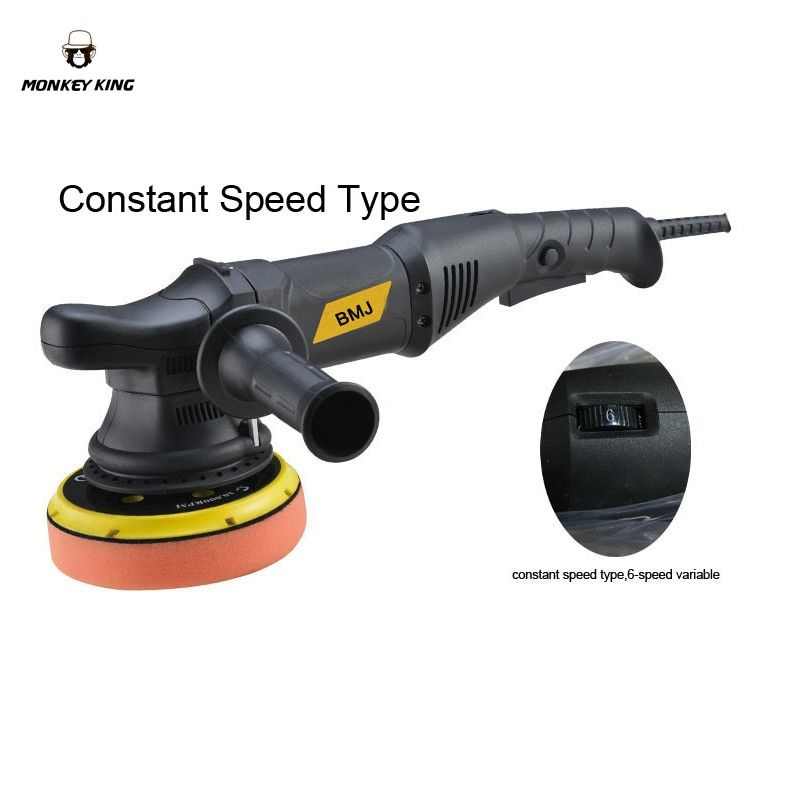 Universe Of Goods Buy 21mm Electric Auto Car Polishing Machine Dual Action Polishers Grinder Sander Mill Grin Constant Speed Car Polish Dual Action Polisher