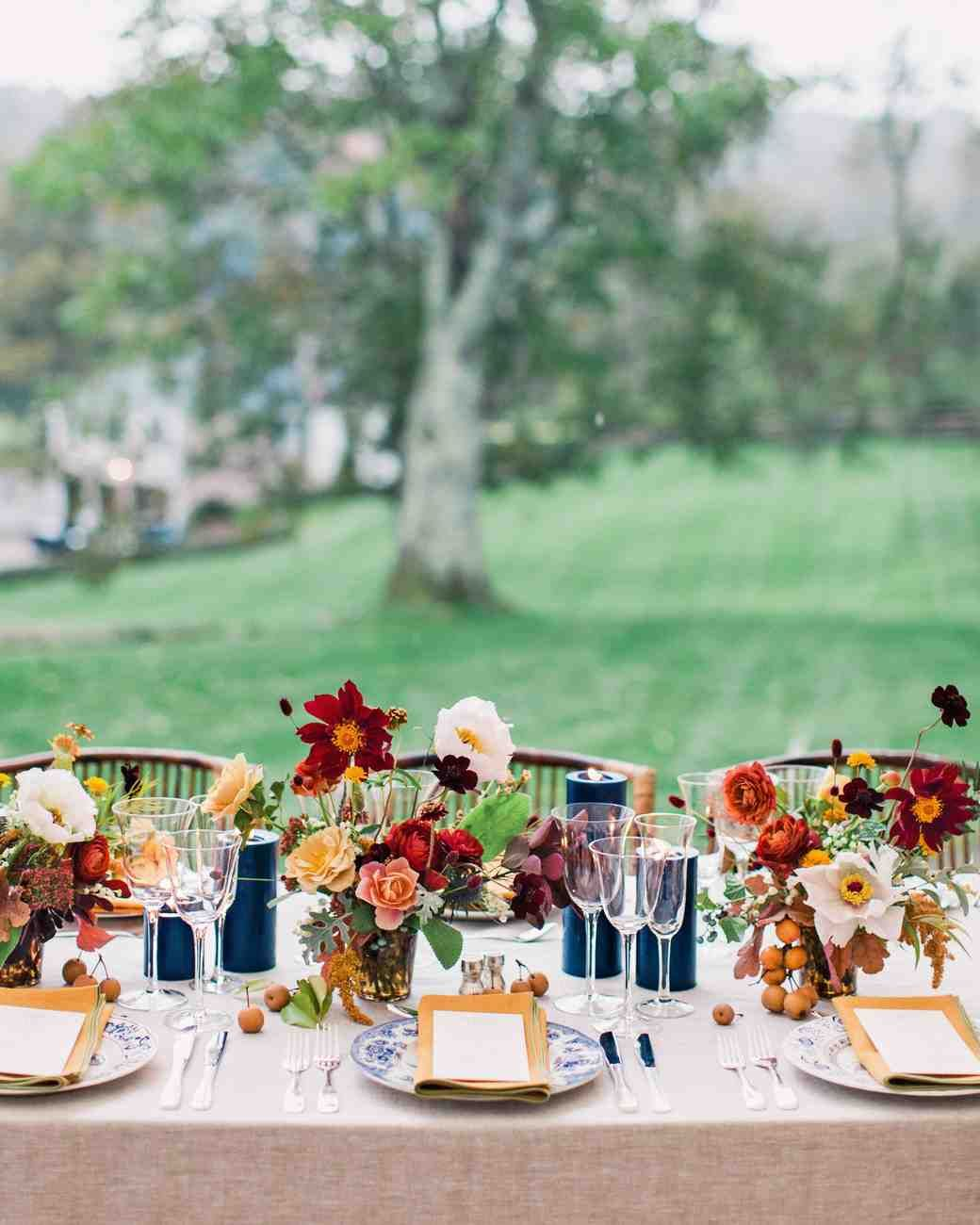 Fall Vintage Wedding Ideas: A Charmingly Bespoke Fall Wedding In New Jersey