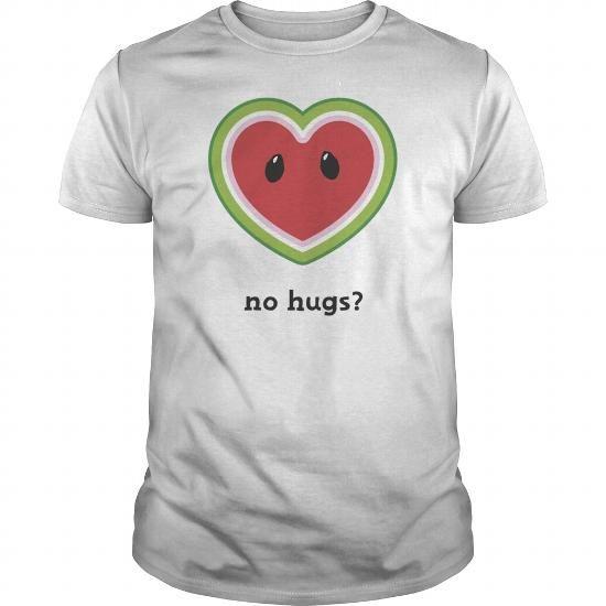 melon shirt no hugs
