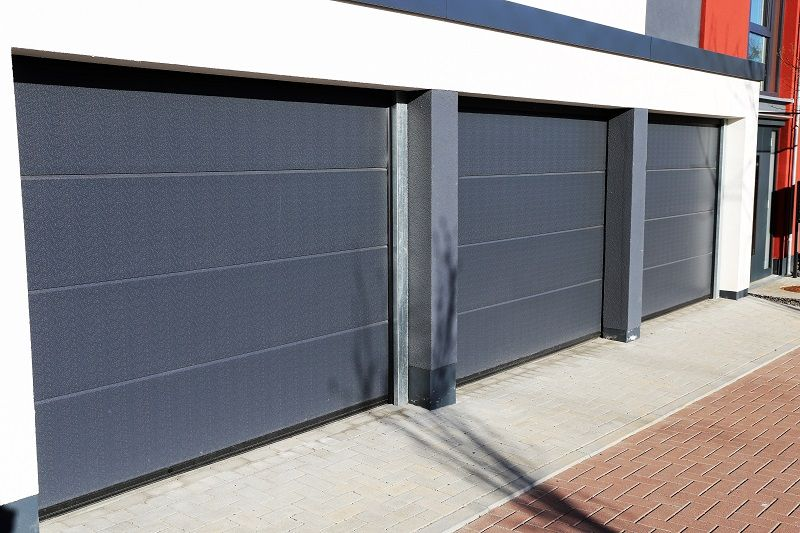 Why Would You Choose Sectional Garage Doors Sectional Garage