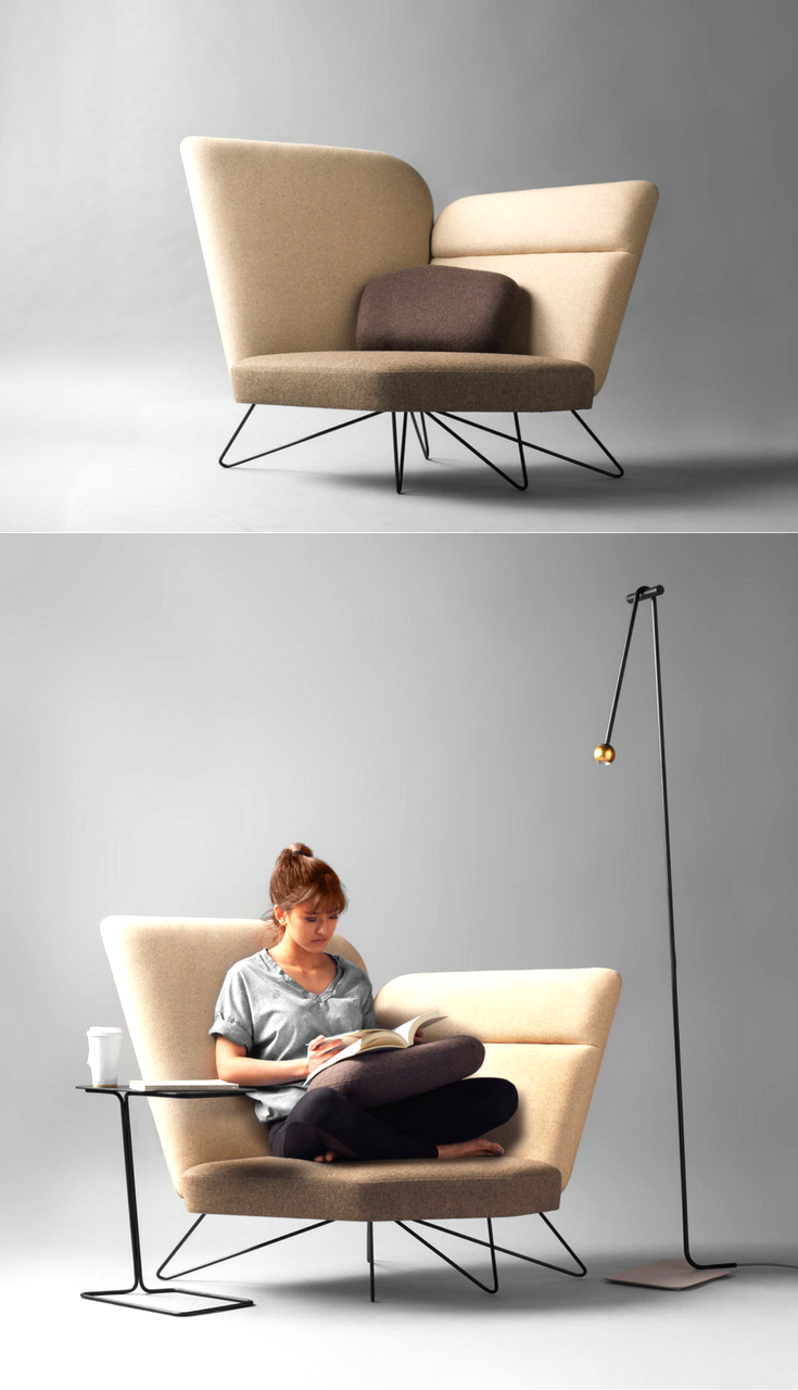 Take me away collection by ruoxi wang sofa design furniture design interior design