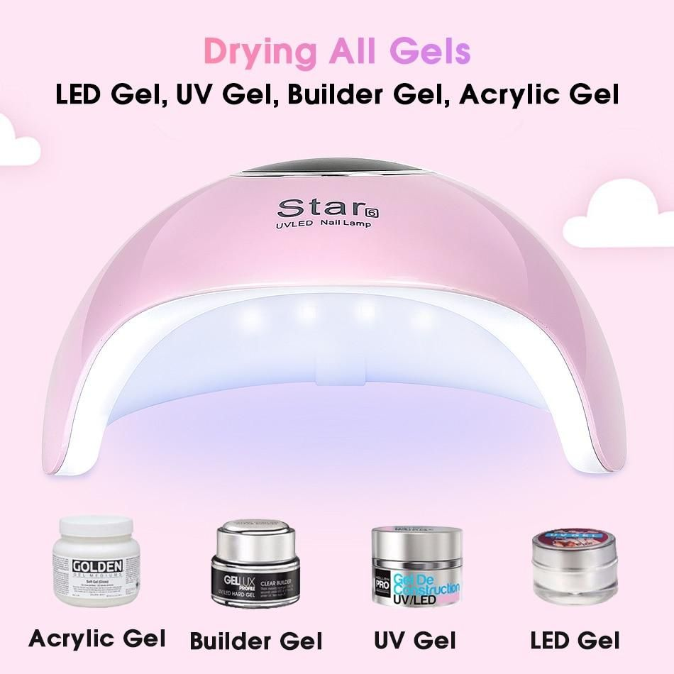 The Truth About Led Vs Uv Nail Lamps Practical Polish Uv Nail Lamp Uv Nails Uv Nail Polish
