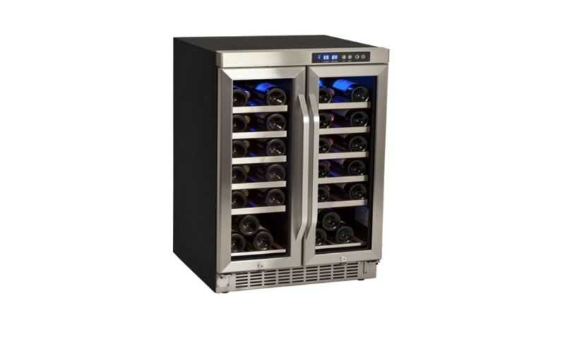 Best Wine Coolers Freshome Review Built in wine cooler