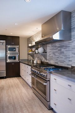 Commercial grade kitchen - Modern - Kitchen - vancouver - by ...