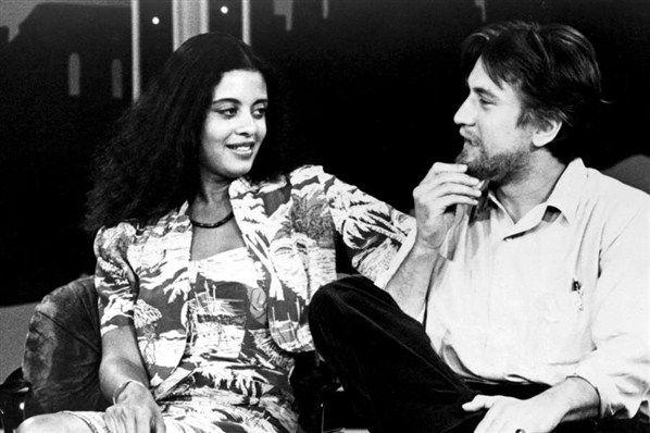 Robert De Niro and his wife Diahnne Abbott - Cool ...