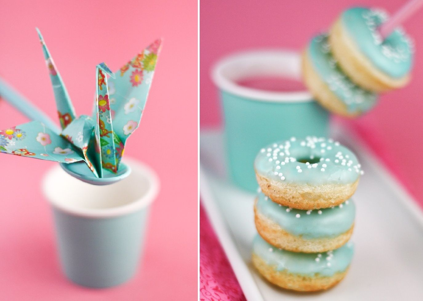 By another pinner: Sprinkle Bakes Vanilla Bean Baby Doughnuts - Check out these pinboards serious pin crush = Dotcoms For Moms