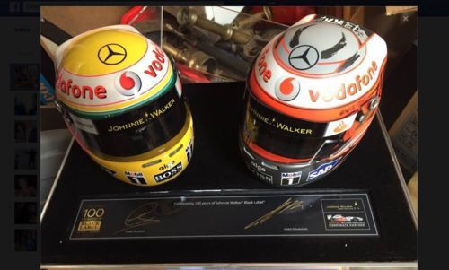 F1 #formula 1 signed #helmet set limited #edition  lewis hamilton mclaren,  View more on the LINK: 	http://www.zeppy.io/product/gb/2/131744837274/