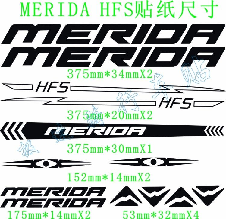 GT Bicycle Frame Stickers Vinyl Logo Decals Graphic Set Adhesive 5 Pcs White