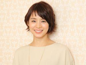 画像だらけ!】女優石田ゆり子さんの、こんな女性になりたい髪型
