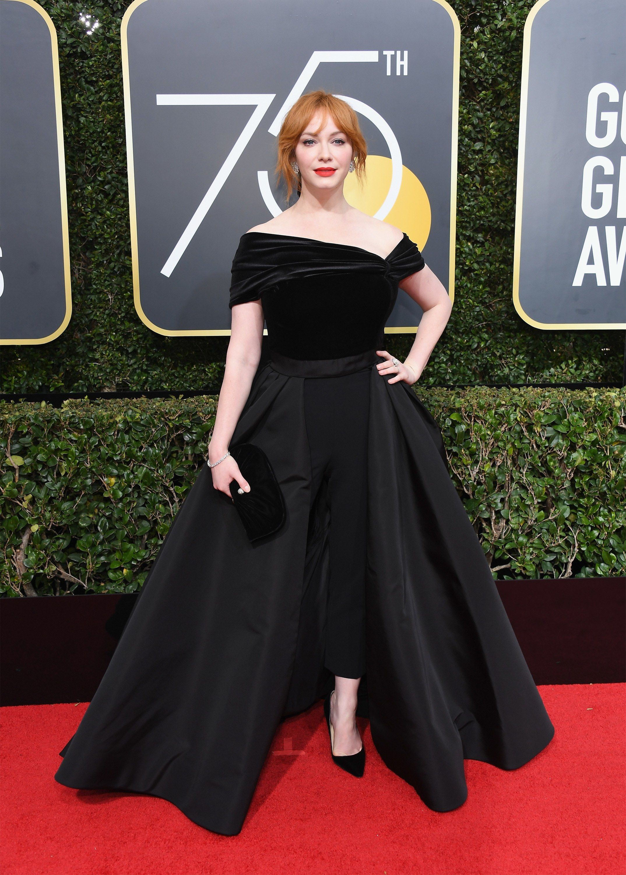Golden Globes 2018 See Hollywood\u0027s Biggest Names Wearing
