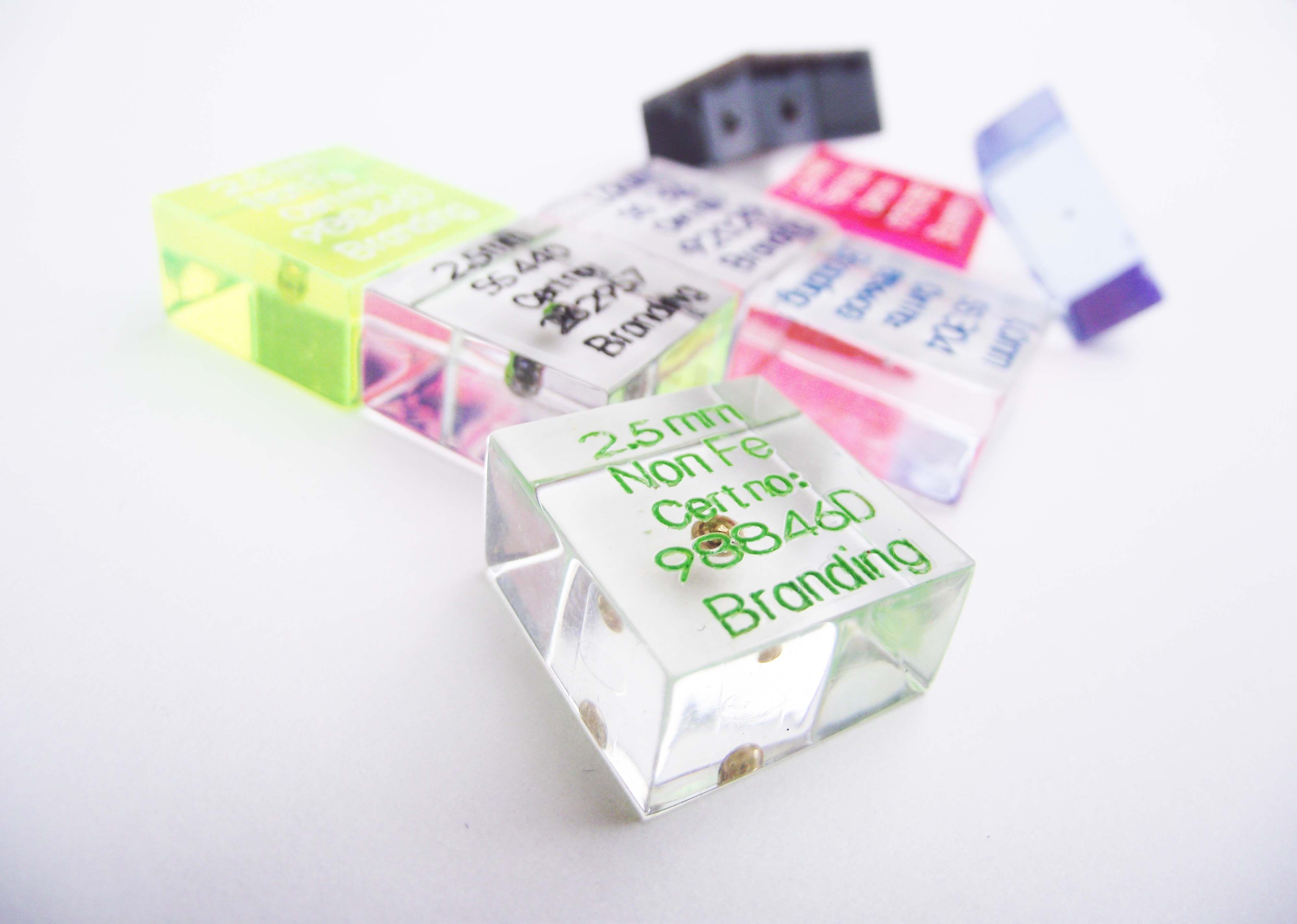 Test Squares Food Safety Test card, Metal detector, Detector