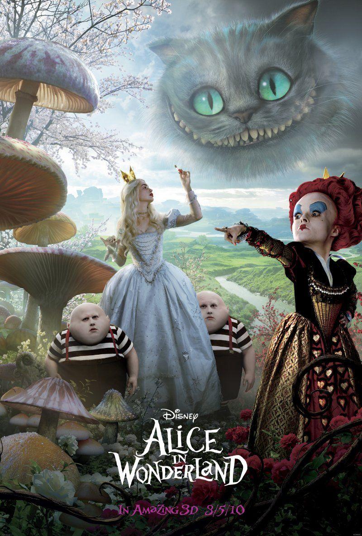 Pictures Photos From Alice In Wonderland Imdb Con Imagenes