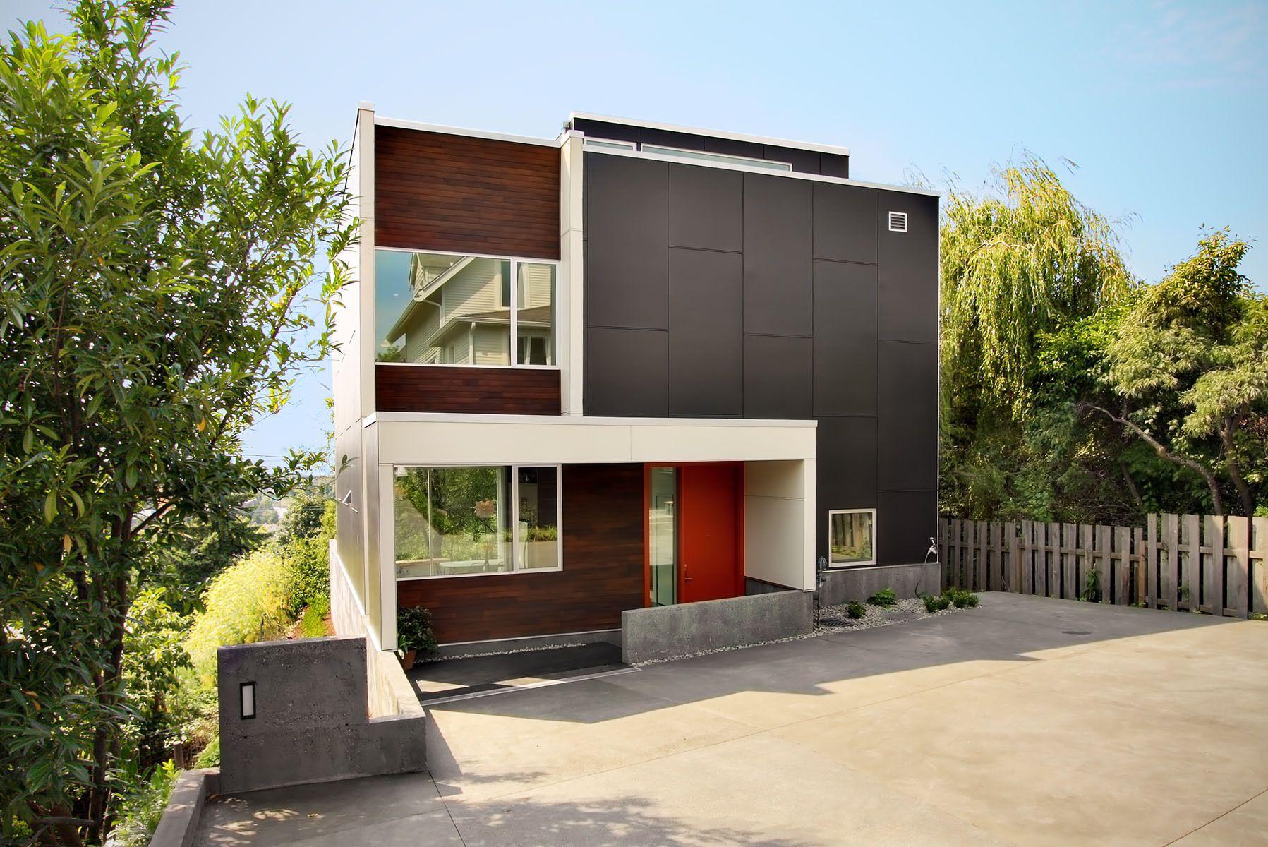SHED Architecture U0026 Design   Modern Architects Seattle   Backyard House /  SHED Architecture U0026 Design