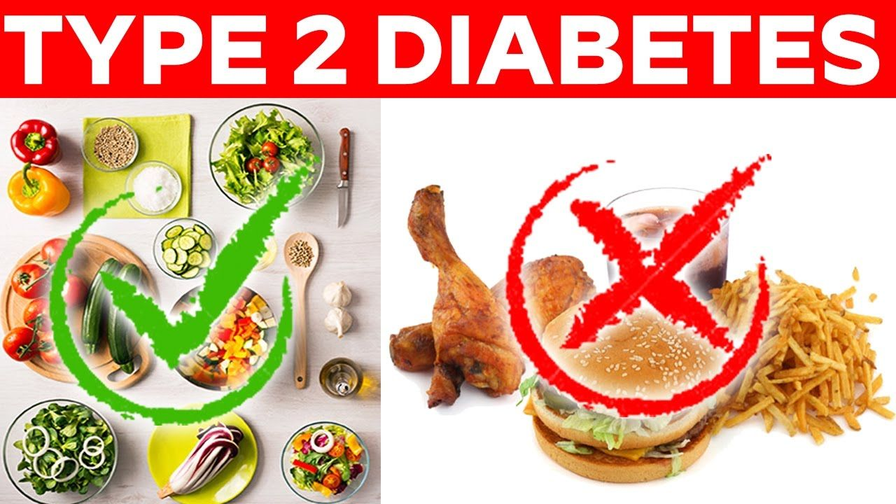 Diet in diabetes includes good and worst foods for a
