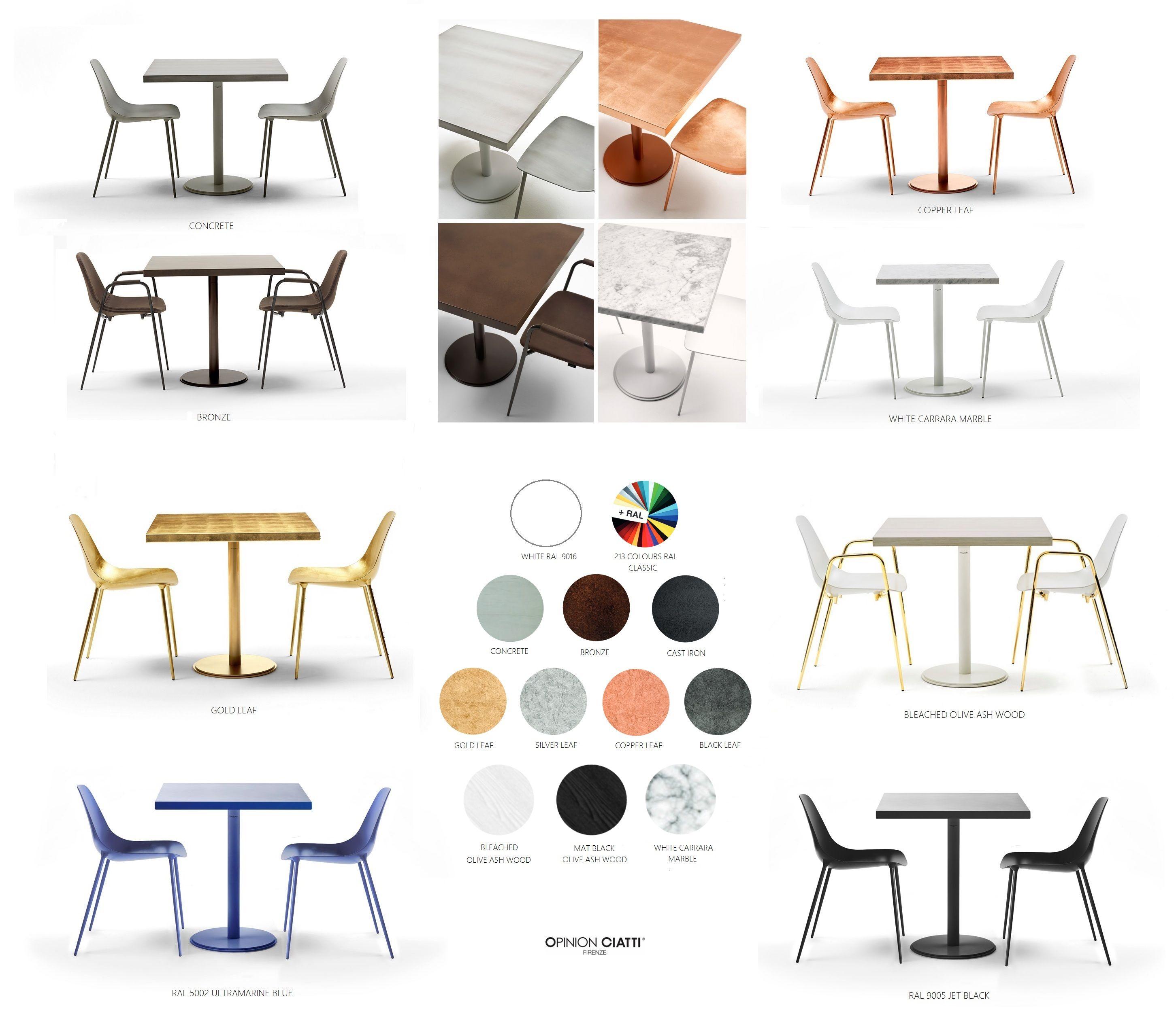ILTAVOLO CAFFÉ square coffee table.Opinion Ciatti   Design by Lapo ...