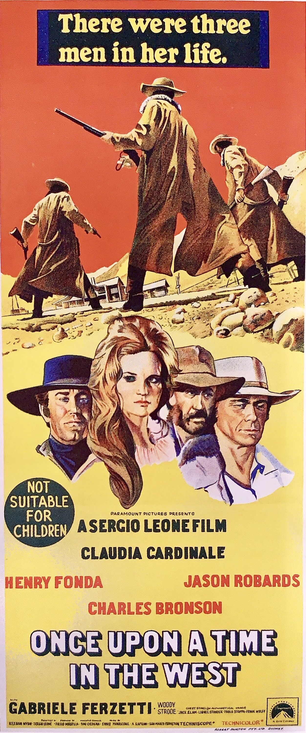 Once Upon A Time In The West In 2020 Movie Posters Western Movies Once Upon A Time