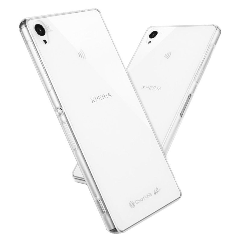 san francisco 89906 e4b8b 1.5AUD - Soft Slim Clear Tpu Case Cover For Sony Xperia Z2 Z3 Z4 Z5 ...
