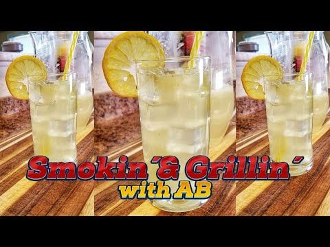 Homemade Lemonade Recipe - YouTube #homemadelemonaderecipes