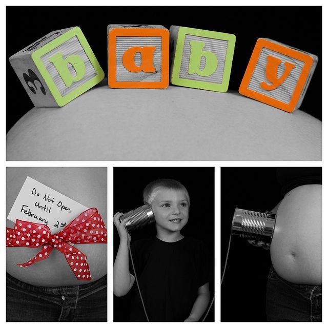Pregnancy Collage by Jeff Dickerson, via Flickr
