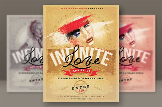 EyeCatching Flyer Templates  Flyer Template Template And Event