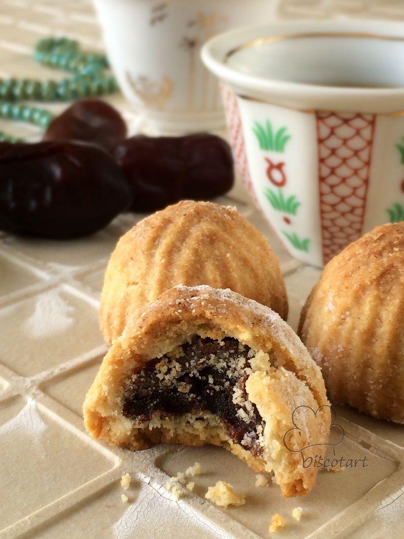 أقراص بعجوة بالطحين معمول التمر بالطحين Syrian Food Afghanistan Food Oatmeal Cookie Recipes