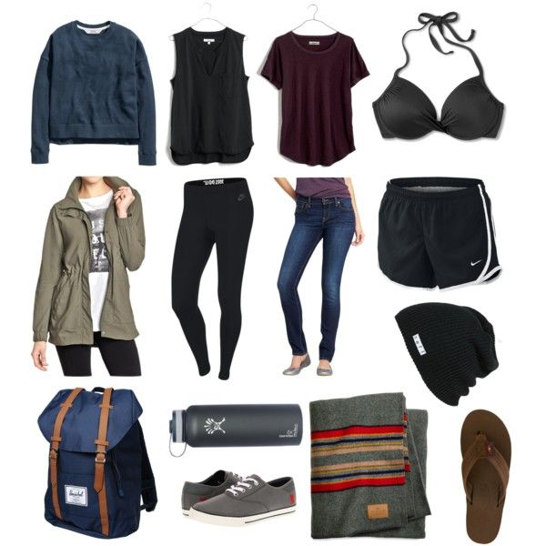 Travel: Humboldt Redwoods | capsule | Summer hiking outfit, Camping