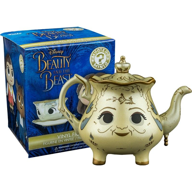 Mystery Minis Beauty And The Beast