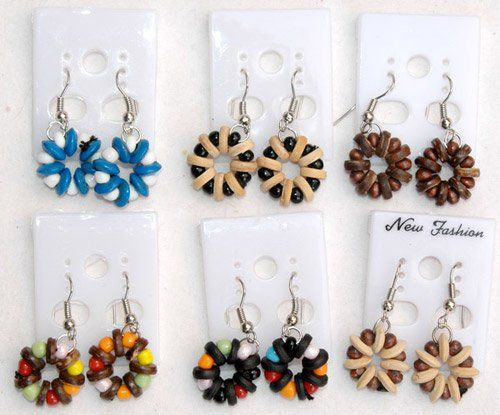 Coconut Beads Earrings Bulk Photo, Detailed about Coconut Beads Earrings Bulk Picture on Alibaba.com.