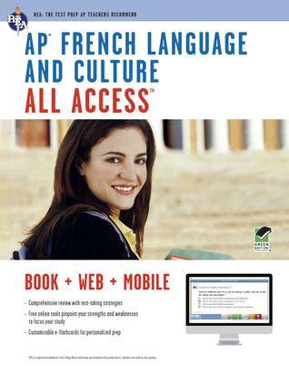 AP French Language & Culture All Access w/Audio: Book + Online + Mobile