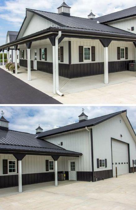 53 Trendy House Exterior Rustic Metal Buildings Metal Building Homes Cost Metal Building Homes Steel Building Homes