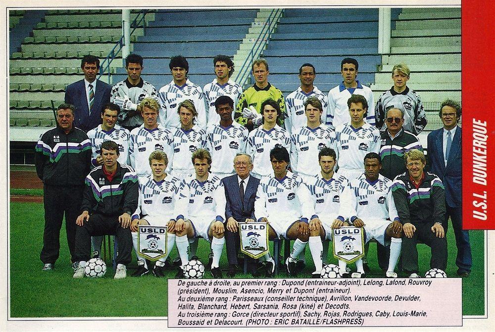 Dunkerque 9192 Football, Dunkerque