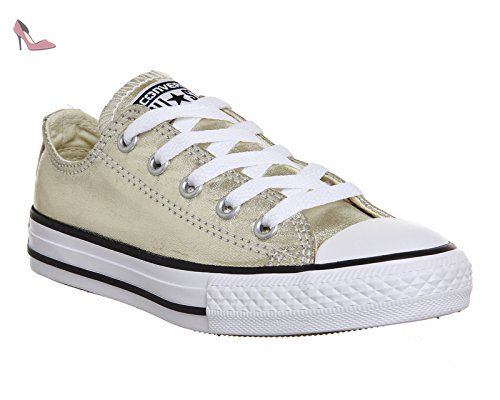 Chuck Taylor All Star Season Ox, Baskets mode mixte enfant -charbon-20 EUConverse