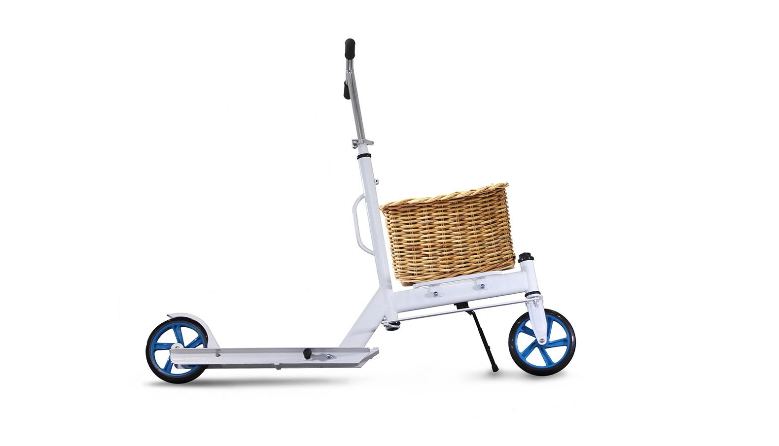 World's first urban cargo scooter carries up to 50 lbs on the go