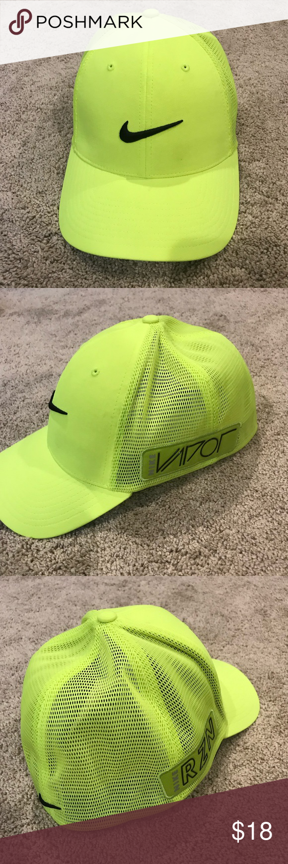 Nike Rzn Vapor Golf Hat Golf Hats Nike Accessories Nike