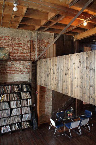 A Dream La Loft Loft House La Lofts House