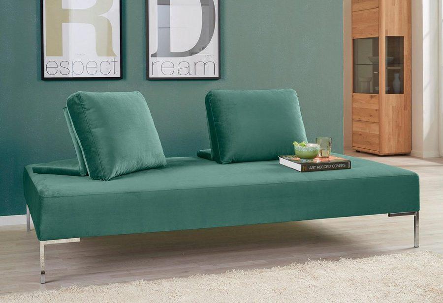 Reposa Daybed Elba Designed By Emell Gok Che Inklusive Flexibel Einsetzbare Kissenstutzen Haus Deko Tagesbett Home Living