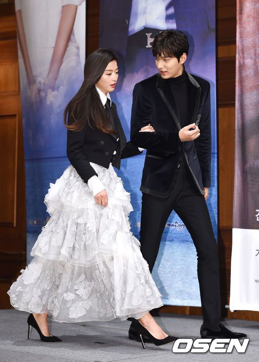Legendofthebluesea Legend Of The Blue Sea Jun Ji Hyun Lee Min