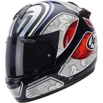 67ff9d5e ARAI Chaser-V Eco-Pure Shinya | Abbigliamento race | Motorcycle helmets,  Arai helmets, Helmet