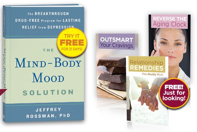 Mind- Body-Mood Solution (Anxiety) with no drugs!!