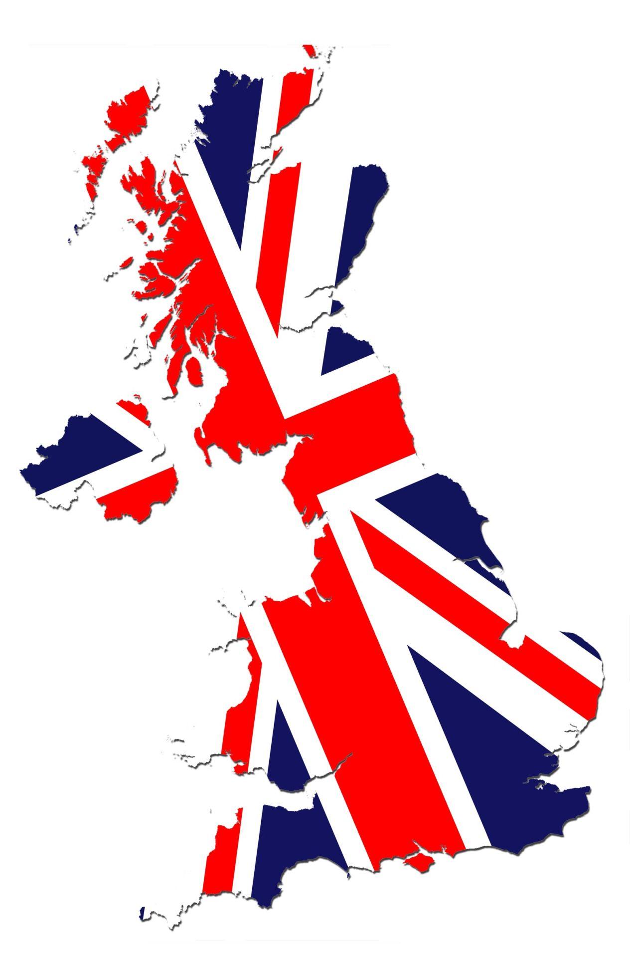 Flaggen Flags Grossbritannien England Vereinigtes