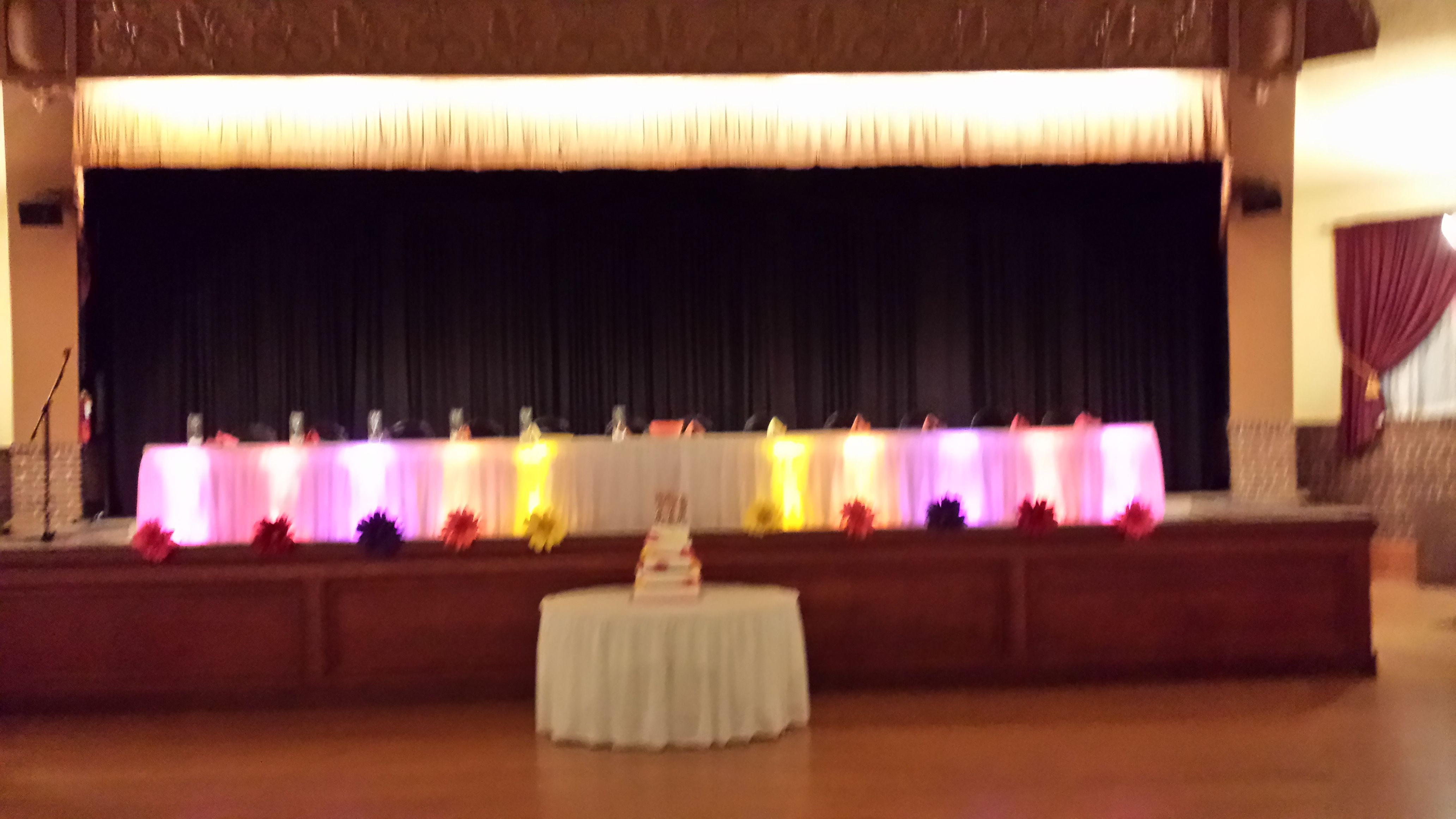 Gorgeous colorful wedding at the chandelier ballroom lights gorgeous colorful wedding at the chandelier ballroom lights arubaitofo Gallery