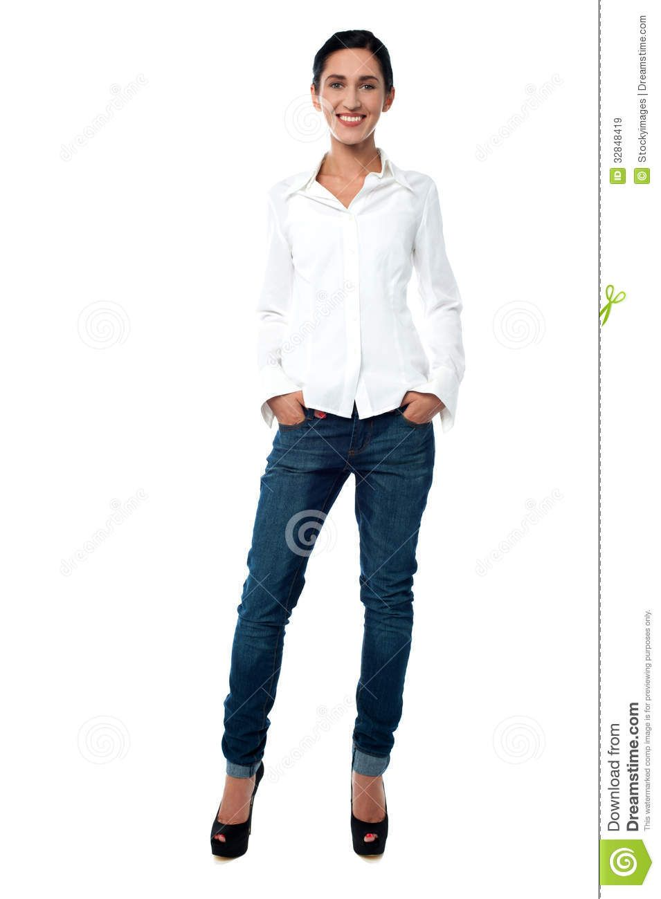 Clothes casual for young women photo photo
