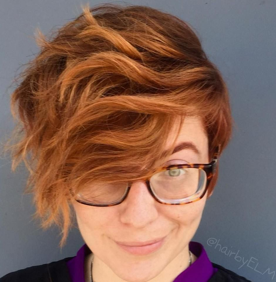 60 Classy Short Haircuts And Hairstyles For Thick Hair Thicker
