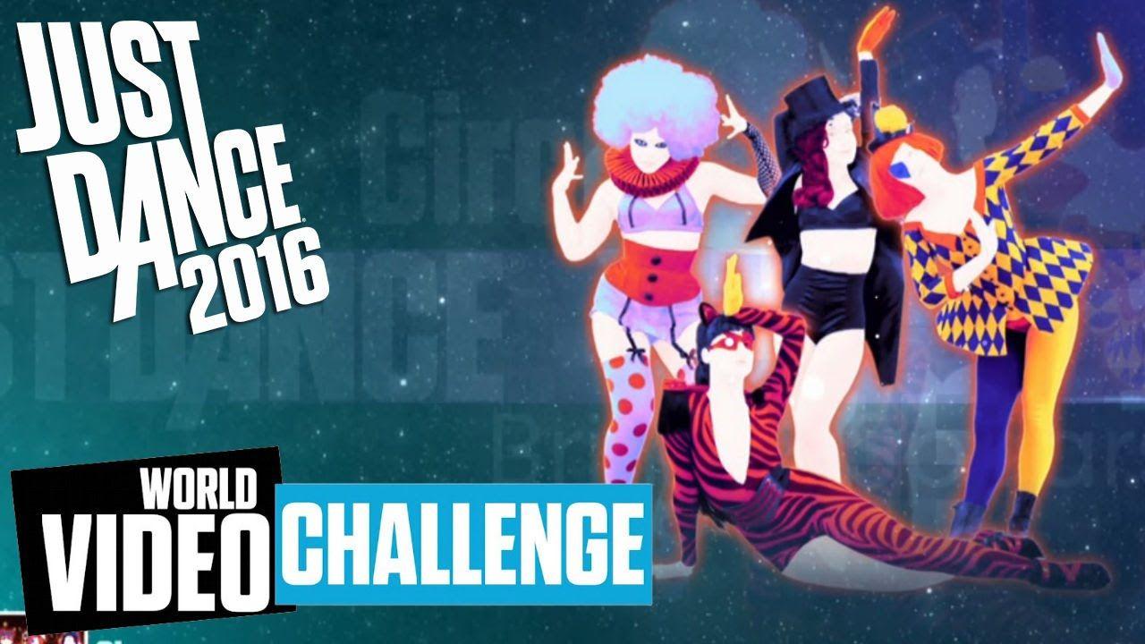 Circus - Just Dance 2016 - WORLD VIDEO CHALLENGE