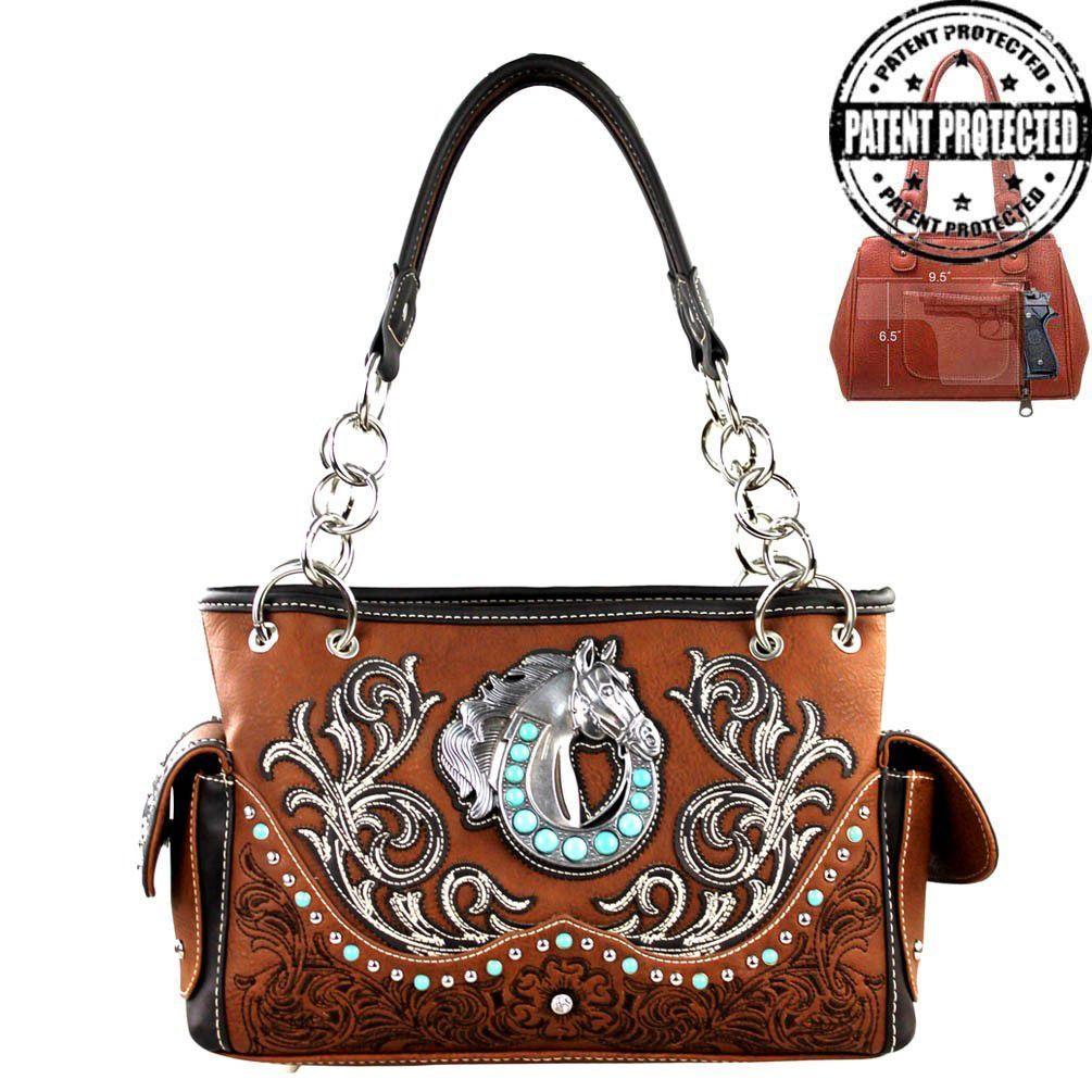 Montana West Horse Handbag 268828da5901e