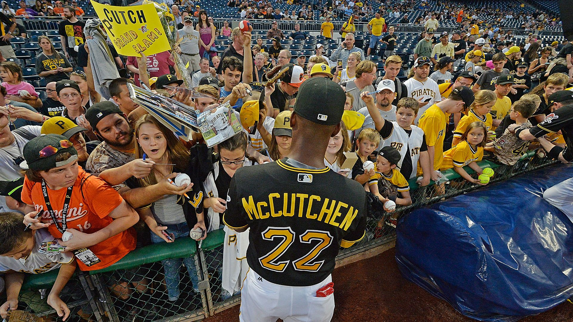Pirates Fans Start Petition Asking Mlb To Force Owner Bob Nutting To Sell Team Andrew Mccutchen Pirates Fan