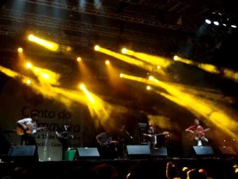 Violentango (Argentina) Ao vivo no Festival Canto da Primavera, Pirenópolis-GO, Brasil 2011