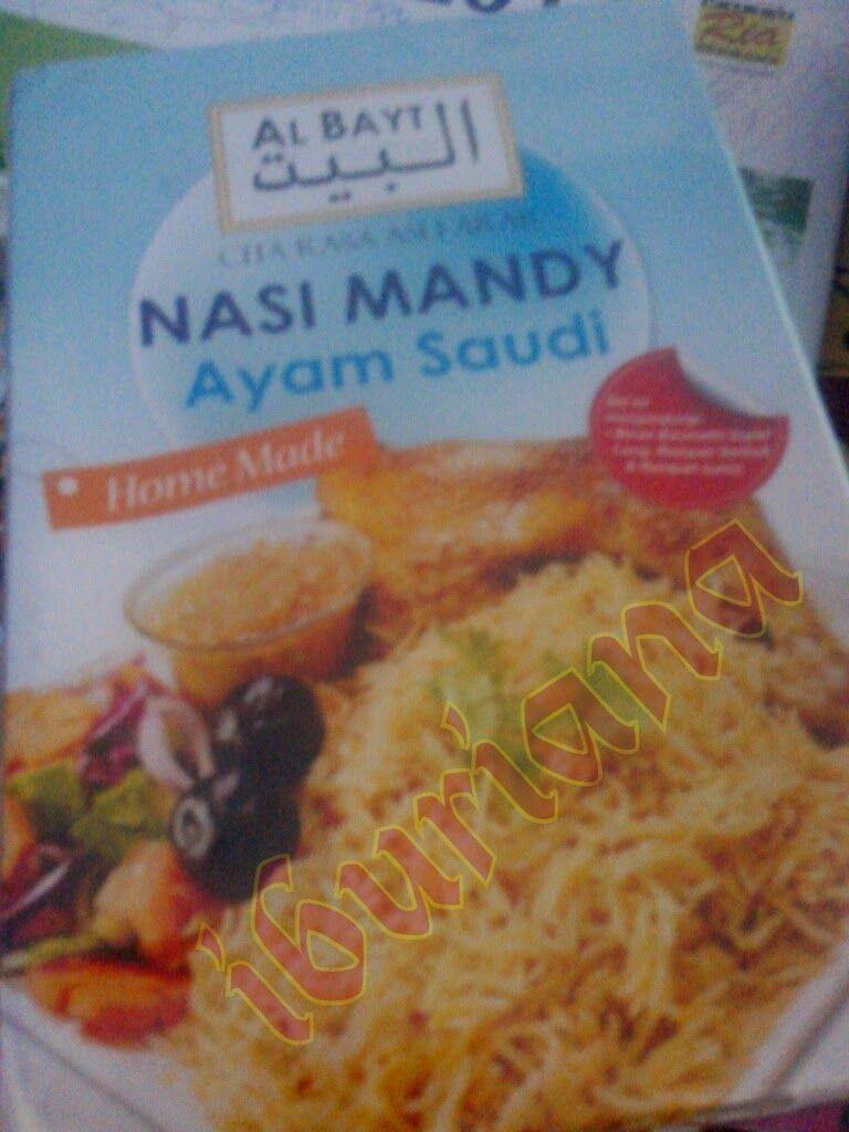ibu riana onlineshop: nasi arab homemade | macam-macam ragam